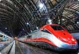 Car Rental Milan Train Station, Milan - Italy