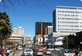 Centre-ville de Windhoek