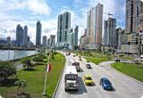 Panama City Downtown