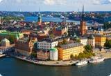 Stockholm città