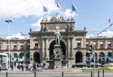 Zurich Railway Station