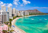 Location Voiture Honolulu Waikiki, Honolulu - États-Unis Hawaii