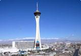 Las Vegas Stratosphere Hotel Car Rental
