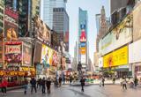 Car Rental Manhattan Broadway, Manhattan - USA New York