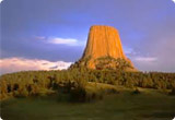 Autoverhuur VS Wyoming