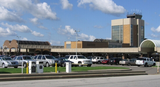 Akron Airport
