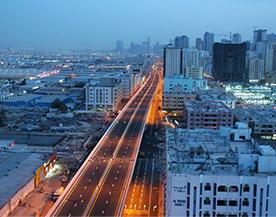 Al Wahda Street