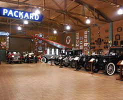 Antique Car Museum