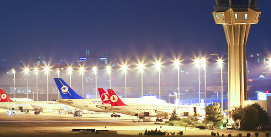 Ataturk Intl Airport