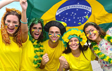 Brazil's Independence Day on 7 September