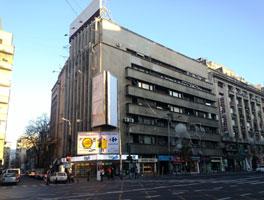 Bucharest Downtown