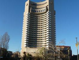 Bucharest Intercontinental Hotel