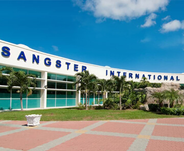 Donald Sangster Intl Airport
