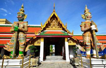 Le Temple du Bouddha d'Emeraude