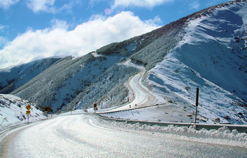 Great Alpine Road, Victoria