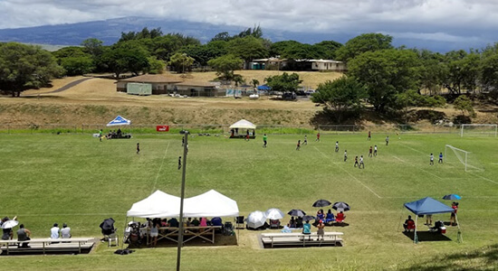 Kahului Community Center Park