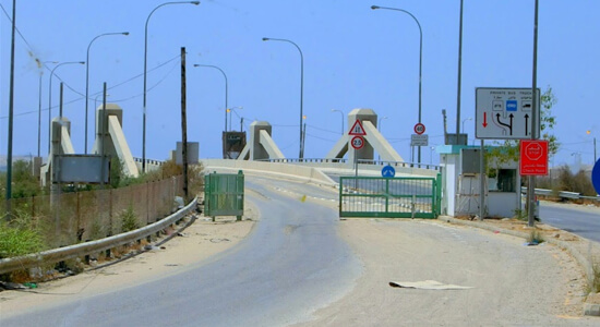 King Hussein Bridge