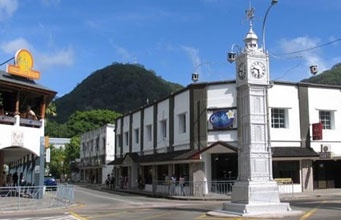 Mahe Downtown