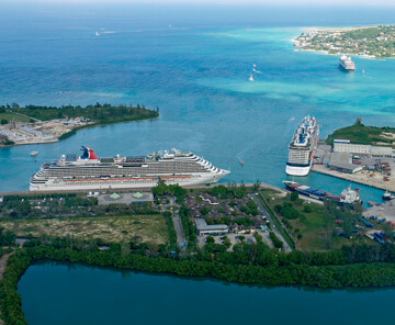 Montego Bay Cruise Port