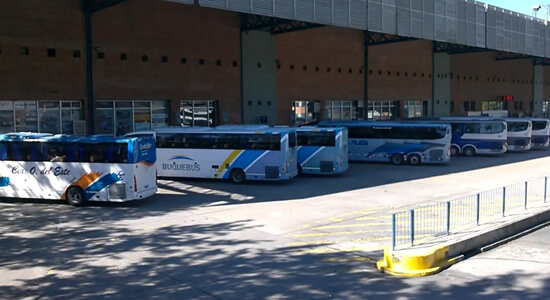 Montevideo Bus Terminal