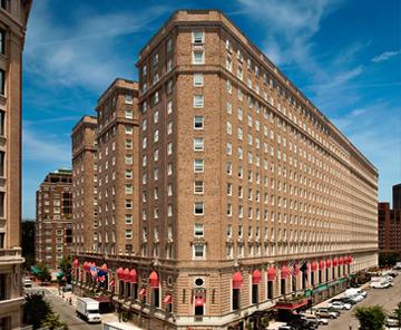 Boston Park Plaza Hotel & Towers