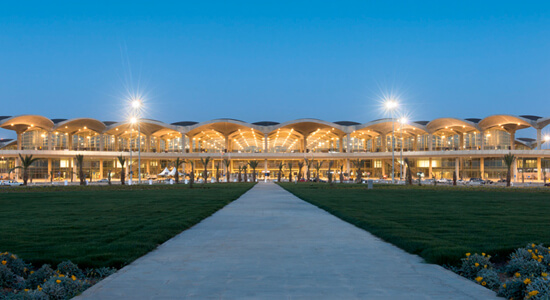 Queen Alia Intl Airport