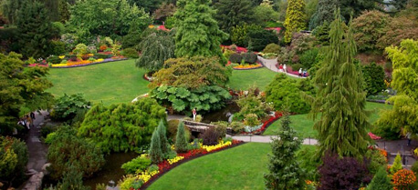 Queen Elizabeth Park, British Columbia