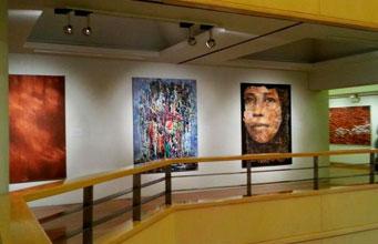 La Queen's Gallery