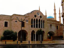 Saint George Greek Orthodox Cathedral