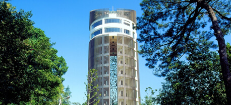 Sun-Shooting Tower