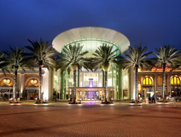 The Mall in Millenia