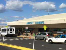 Trenton Mercer Airport