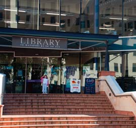 Wellington's Central Library
