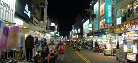 Wenhua Road Night Market