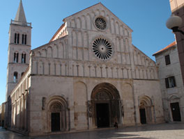 La Cathédrale Zadar