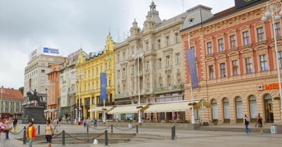 Zagreb Downtown